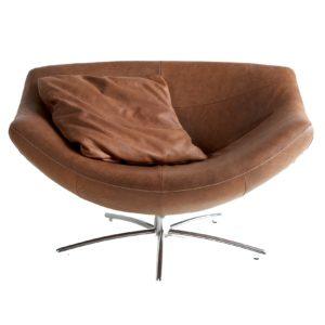 Gigi fauteuil Label van den Berg - Blaauw Woonidee