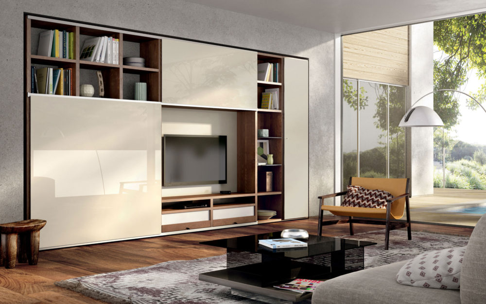 blaauw woonidee mega design wandmeubel h lsta. Black Bedroom Furniture Sets. Home Design Ideas